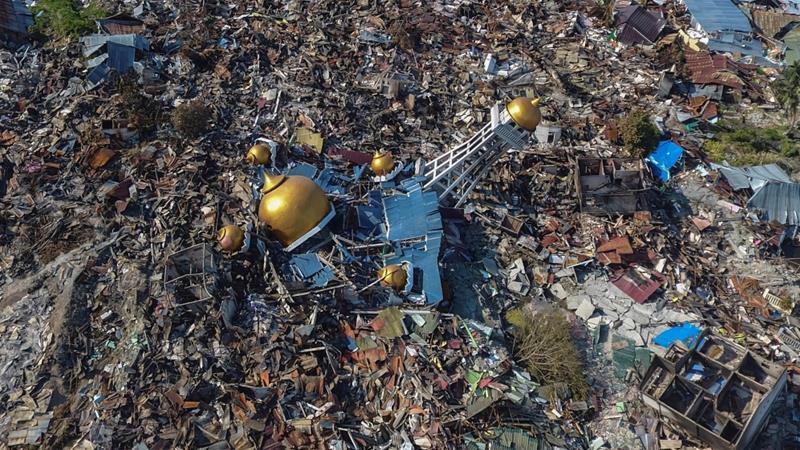 indonesia earthquake and tsunami