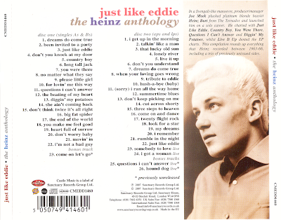 Heinz – Just Like Eddie - The Heinz Anthology