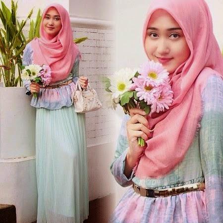 Model Baju Muslim Terbaru Dian Pelangi 2015 | Trend Model ...