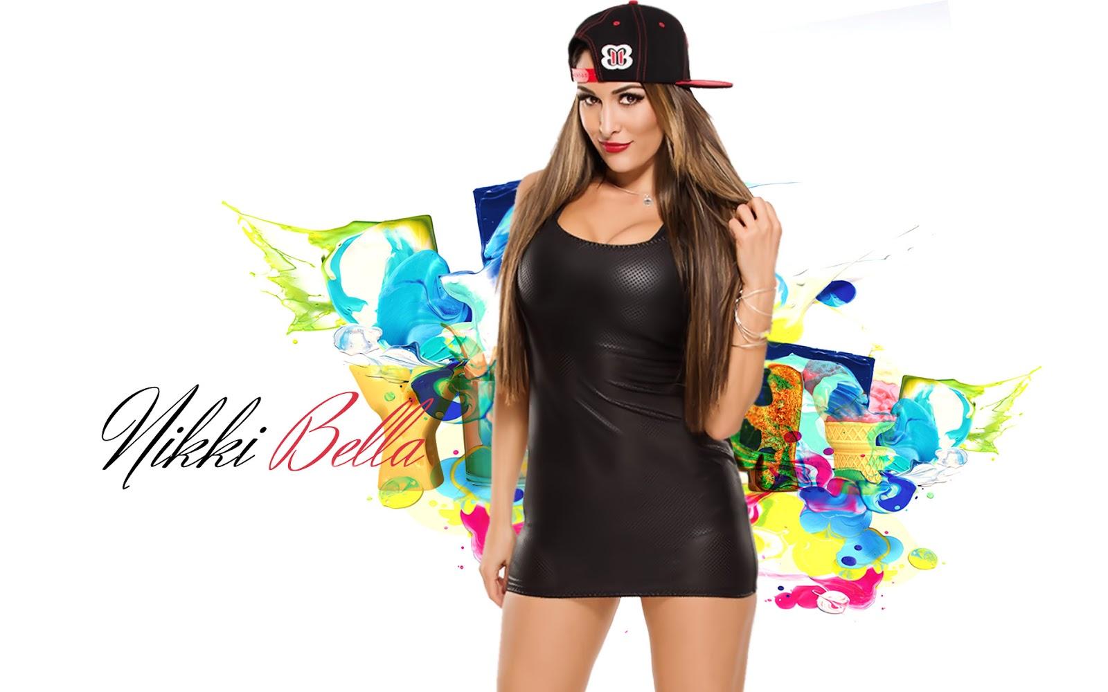 Sexy Pics Of Nikki Bella