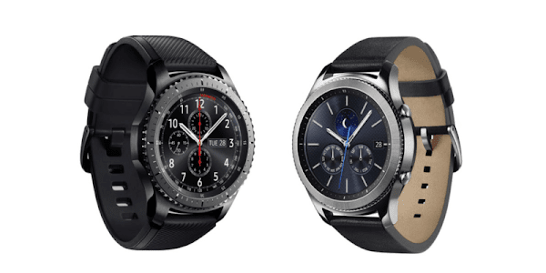 Samsung Gear S3 Classic and Gear S3 Frontier on Verizon receive Tizen 4.0 update