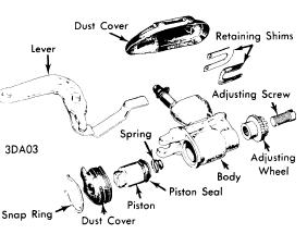 Nissan Datsun 240Z 1970-73 Brake Repair Guide Auto Motive