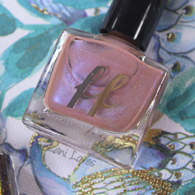 Femme Fatale A Kindred Spirit Nail Polish Swatches & Review