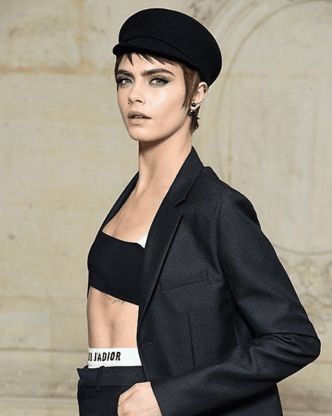 Luxury Makeup -Cara Delevingne's Dior Makeup Look Tutorial