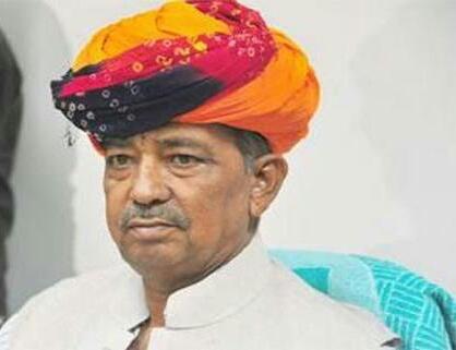 Ajmer, Rajasthan, Sanwar Lal Jat, Shri Nagar, Sansad