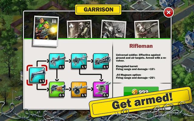 Gambar Zombie: Line of Defense