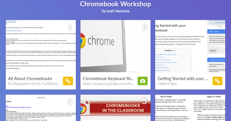 chromebook and how to use
