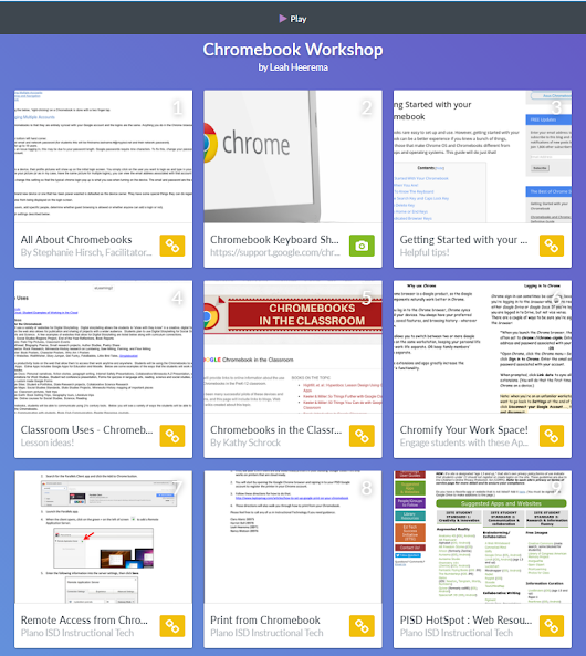 Chromebook Workshop: From Basics to Classroom Use for Student Engagement