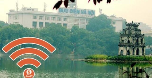 Đã có 267.000 lượt truy cập WiFi ở phố đi bộ Hà Nội