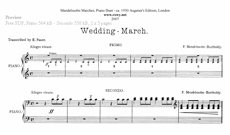 Wedding Recessional Songs Piano: Dex's Day In History: January 2014