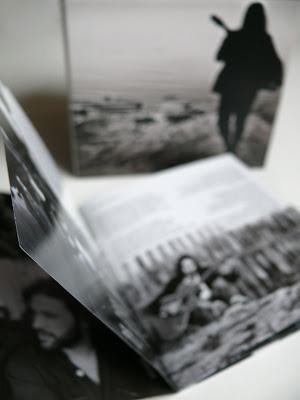 Diseño y maquetación, disco Andrés Suárez