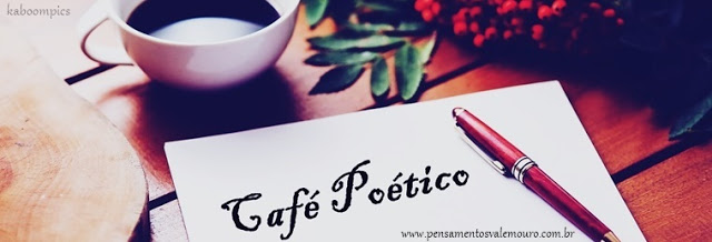 Café Poético - Andréa Rezende