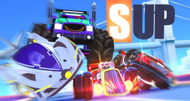 SUP Multiplayer Racing Mod Apk Terbaru Unlimited Money