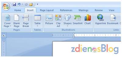 Ribbon Menu Office 2007 yang Terlupakan