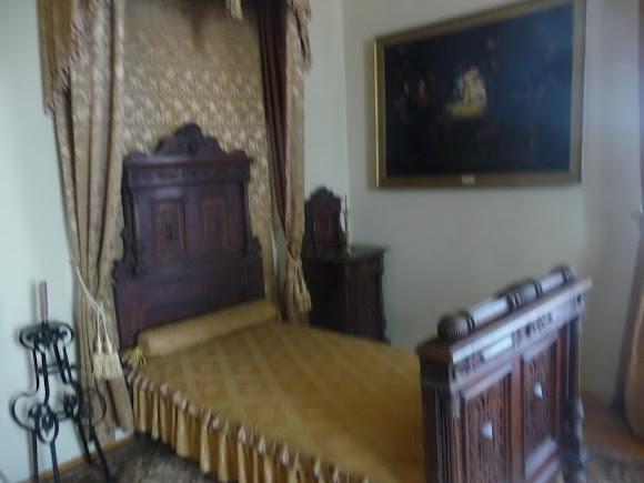 Золочів. Замок. Великий палац. Інтер'єри 17 – 18 ст.