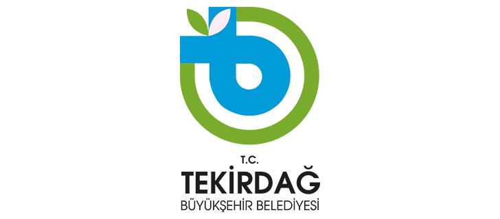 Tekirdağ Büyükşehir Belediyesi Vektörel Logosu