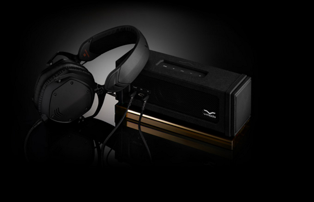 V-Moda Remix 2-in-1 BLUETOOTH SPEAKER + HEADPHONE AMPLIFIER