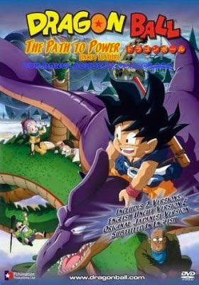Dragon Ball Kid Movie 4 The Path To Power Subtitle  Indonesia