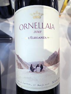 Ornellaia 2013 - DOC Bolgheri Superiore, Tuscany, Italy (93 pts)