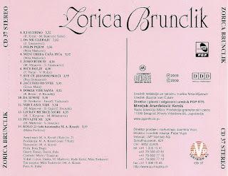 Zorica Brunclik - Diskografija Scan0014