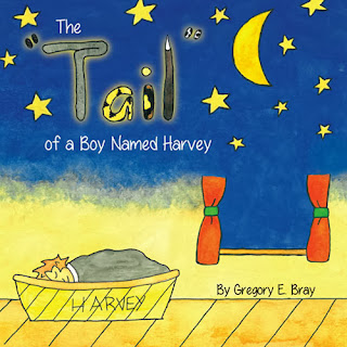 The Tail of a Boy Named Harvey Book Giveaway