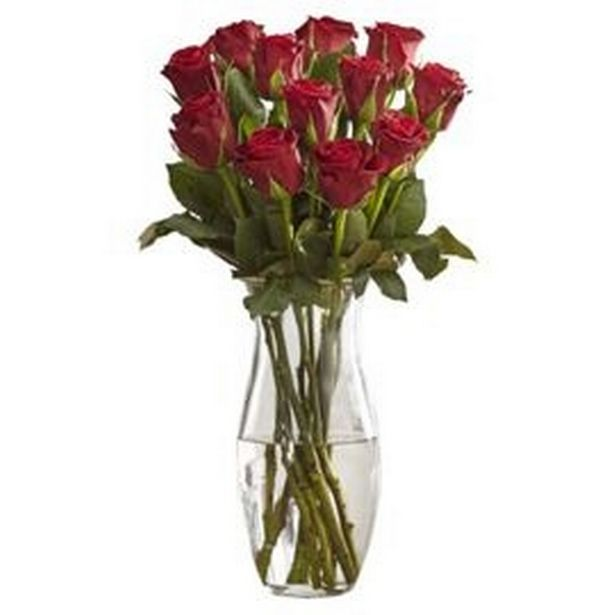 pictures of valentine rose flowers in bottle long