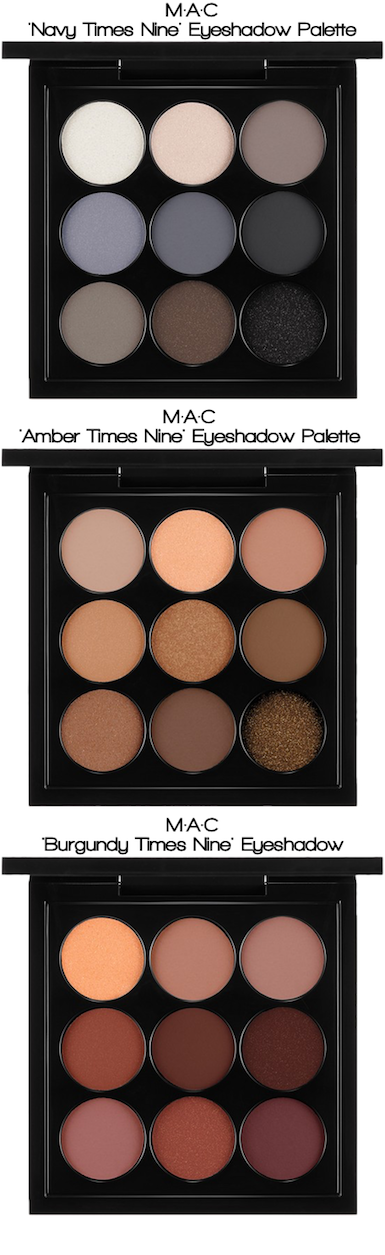M.A.C. Makeup Palettes