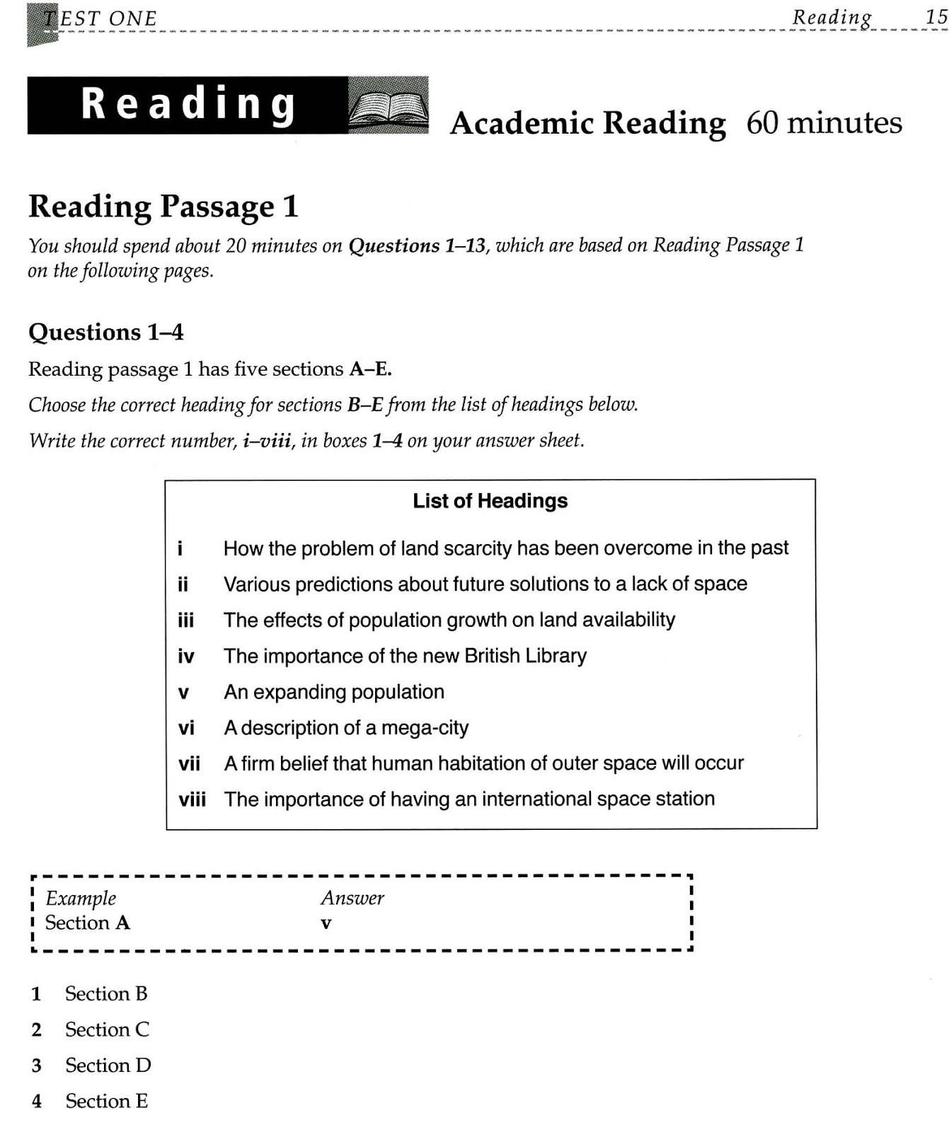 Diabetes Ielts Reading Answer