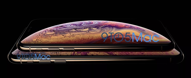 Alleged iPhone Xs Renders