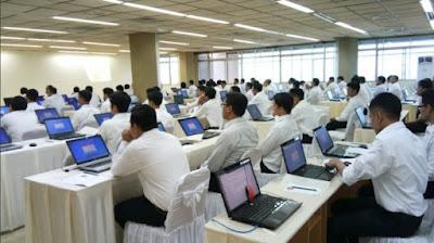 Pendaftaran CPNS 2018 lewati 3 tahap