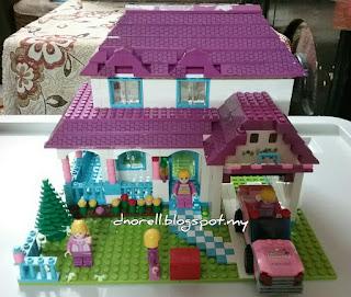 BlogDuraNorell - The Zizis and Me | Berpeluh Sakan Pasang Lego! | http://dnorell.blogspot.my | dura.norell@gmail.com | Kelab Blogger Ben Ashaari KBBA9 | Blogger Malaysia | WAHM