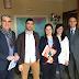Visitando unha Casa de Familia de ARELA en Allariz na que se apoia a infancia e a mocidade