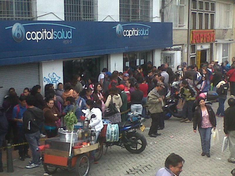 Reformas de Peñalosa han agravado la crisis de salud en Bogotá: CUT