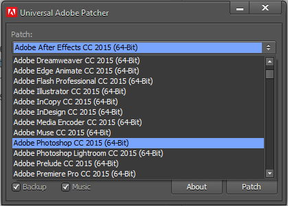 adobe universal patcher cc 2017 for pc