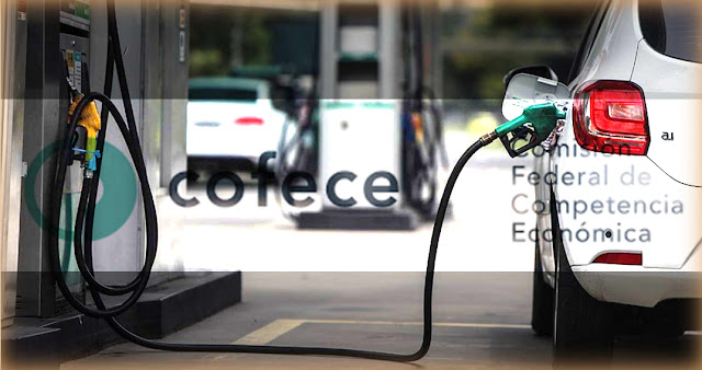 cofece, multa a gasolineras