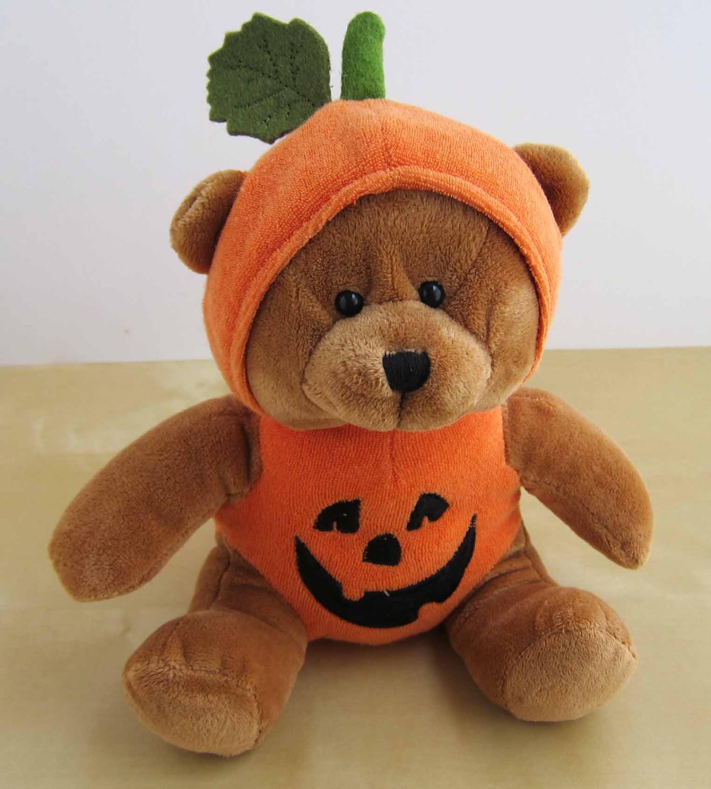 Cute Halloween Decorations Pinterest: Cocoa Krispies Trick Or Treat Bears