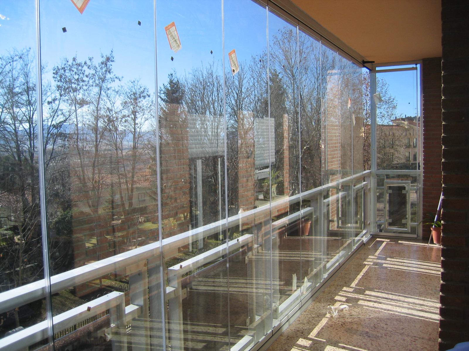 Cerrajeria madrid carpinter a met lica carpinter a de - Proteccion para terrazas ...
