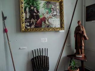 Руда. Музей Івана Виговського. Експонати