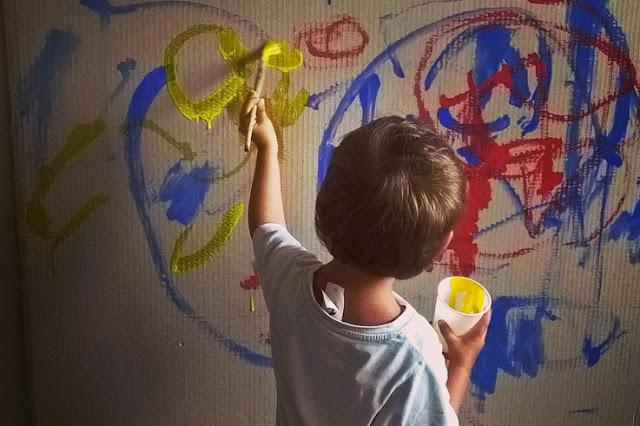 cosa fare con i bambini età prescolare