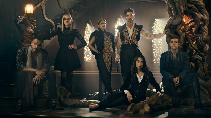 'The Magicians', 3ª temporada