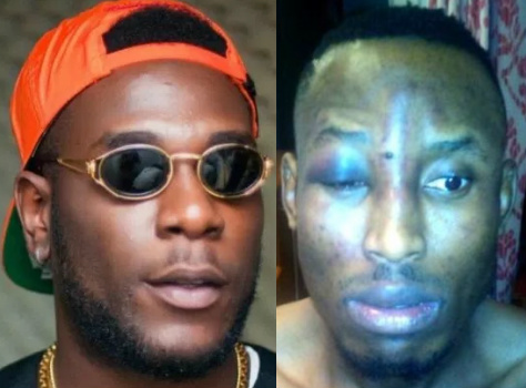 burna boy attack mr 2kay tithe