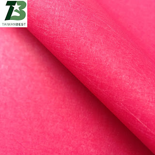 TPU film for shoes, bags logo with pure red 2