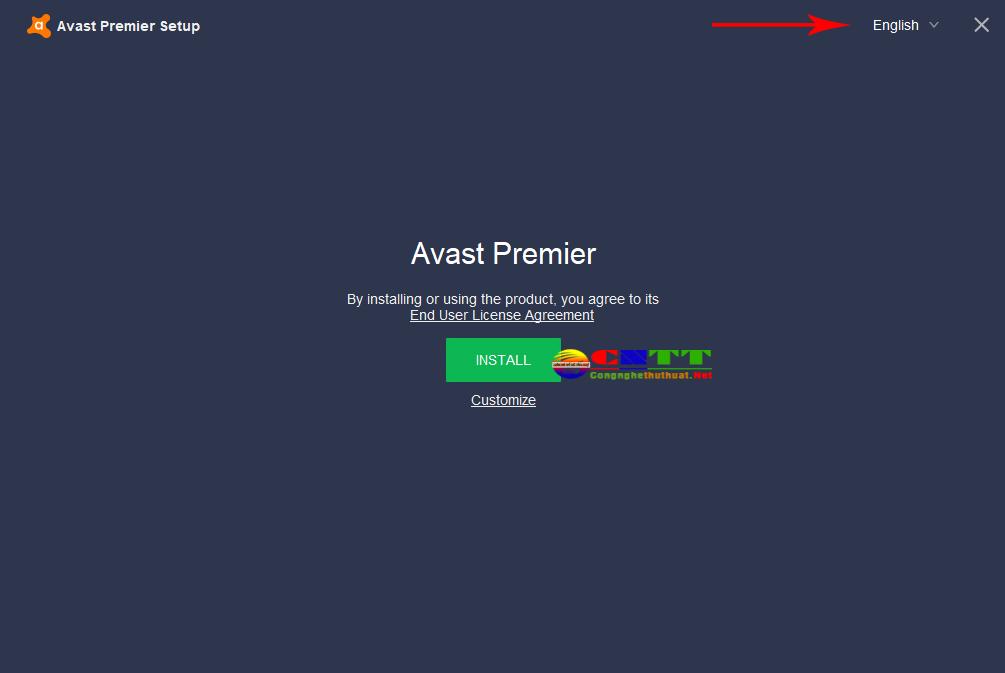 Hướng dẫn cài đặt Avast Premier 2018 và kích hoạt bản quyền đến 2023