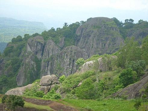 Pegunungan Sewu