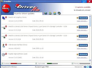 Hemat Waktu untuk Update Driver Komputer Menggunakan Driver Max
