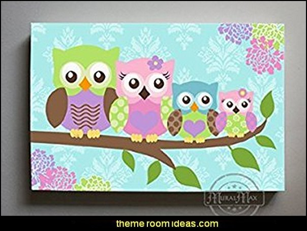 owl prints - owl posters -