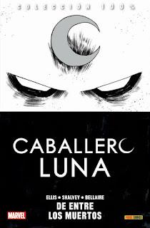 Caballero Luna 1. De entre los muertos