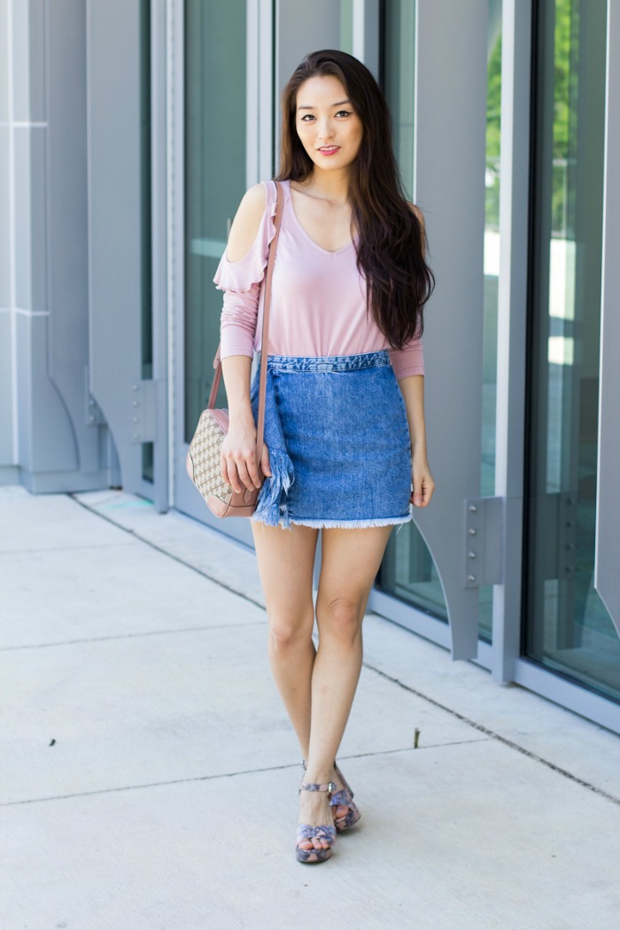 Affordable Denim Skirts