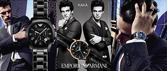 A│X Emporio Armani手錶