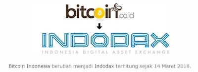 Cara membuat wallet bitcoin indonesia di INDODAX